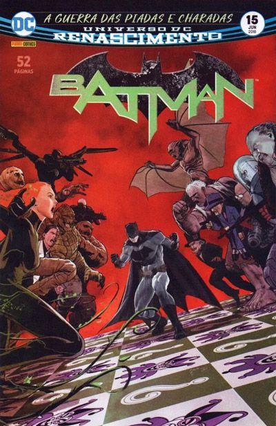 Batman: Renascimento #15