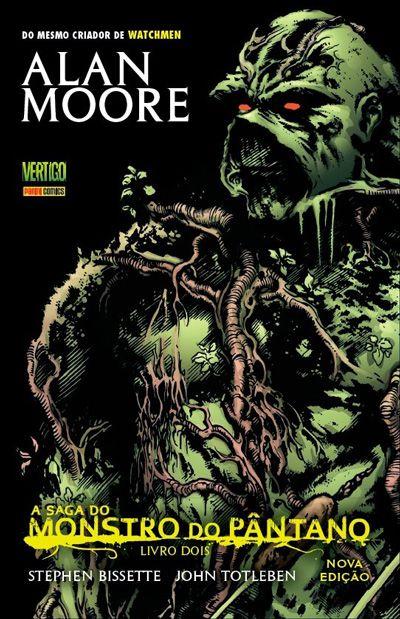 A Saga do Monstro do Pântano #2