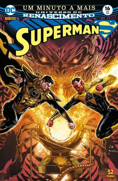 Superman: Renascimento #16
