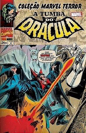 Coleção Marvel Terror: A Tumba do Drácula #8