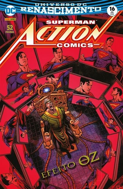 Action Comics: Renascimento #16