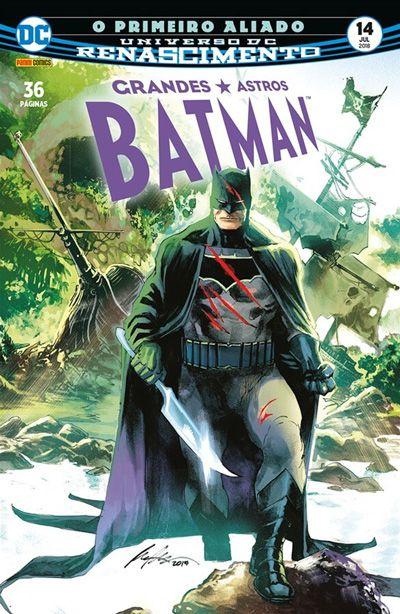 Grandes Astros: Batman Renascimento #14