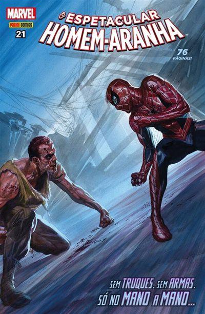 O Espetacular Homem Aranha #21