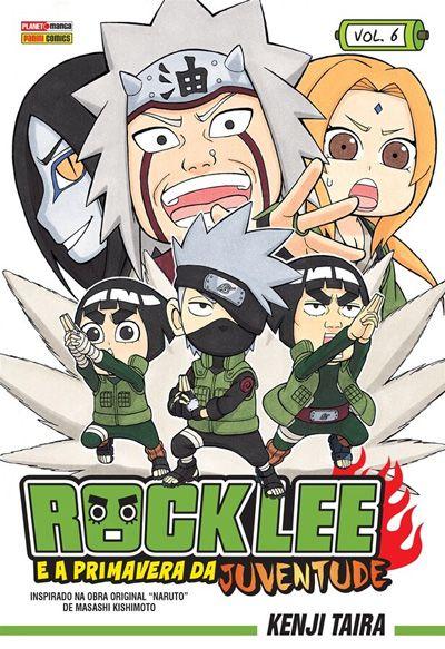Rock Lee #6