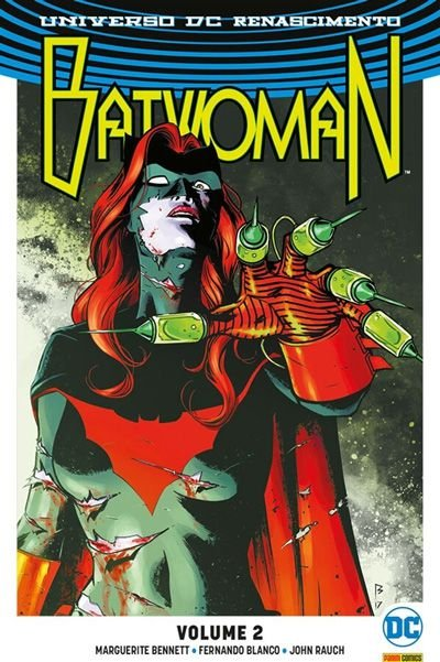 Batwoman: Renascimento #2