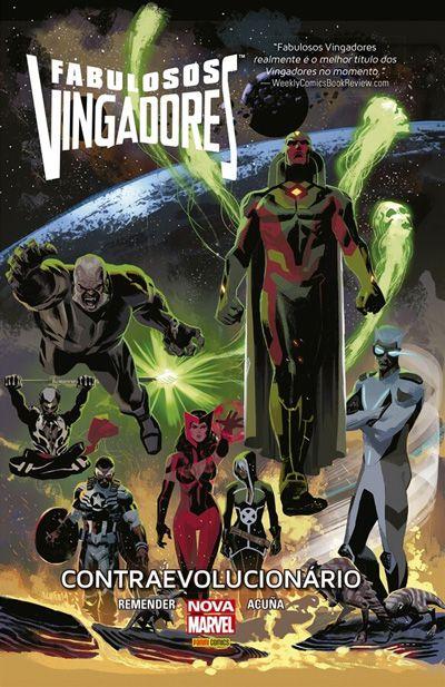 Fabulosos Vingadores: Contraevolucionário
