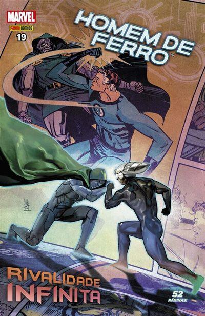 Homem de Ferro #19