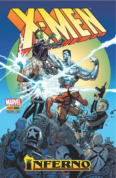 X-Men Inferno #1