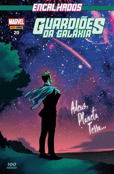 Guardiões da Galáxia #20
