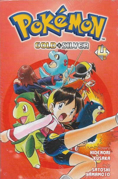 Pokémon Gold and Silver #4