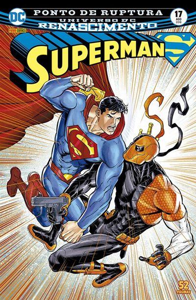 Superman: Renascimento #17