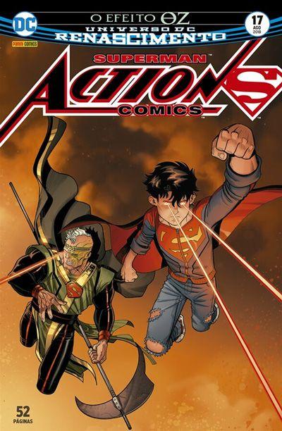 Action Comics: Renascimento #17