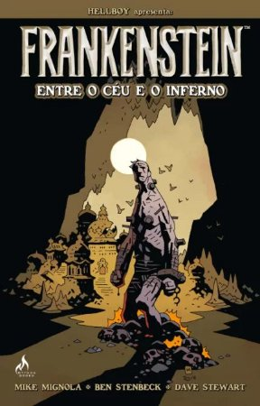 Hellboy Apresenta Frankenstein: Entre o Céu e o Inferno #1