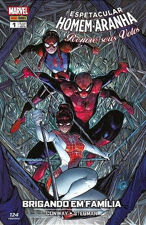 O Espetacular Homem-Aranha: Renove seus votos #1