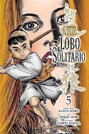 Novo Lobo Solitário #5