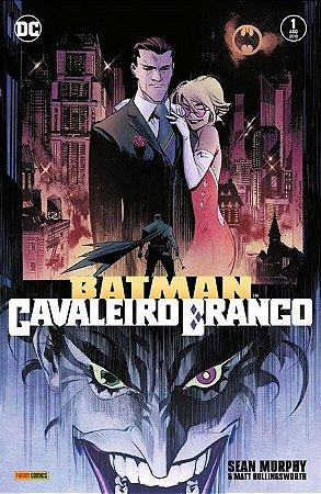Batman: Cavaleiro Branco #1