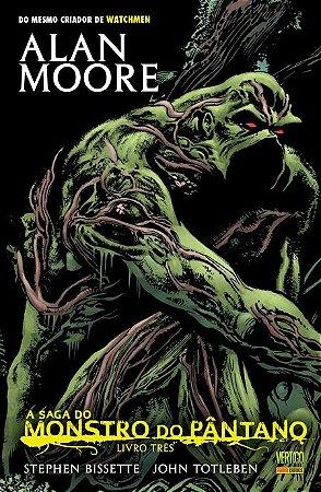 A Saga do Monstro do Pântano #3