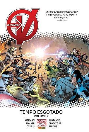 Os Vingadores: Tempo esgotado #2