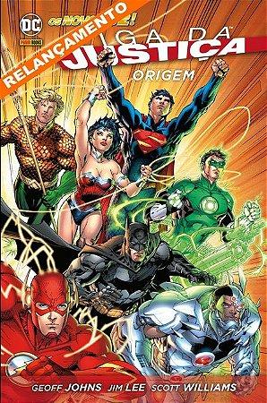 Liga da Justiça: Origem