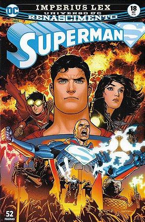 Superman: Renascimento #18