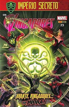 Os Vingadores #23