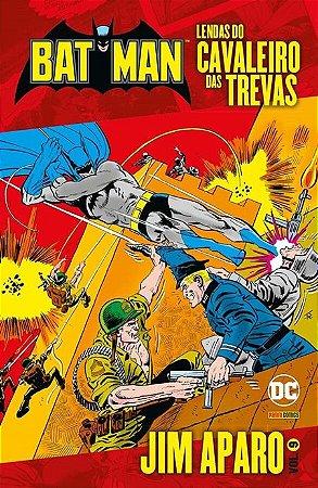 Batman: Lendas do Cavaleiro das Trevas #9 Jim Aparo