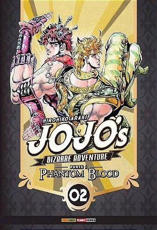 Jojo's: Bizarre Adventure #2