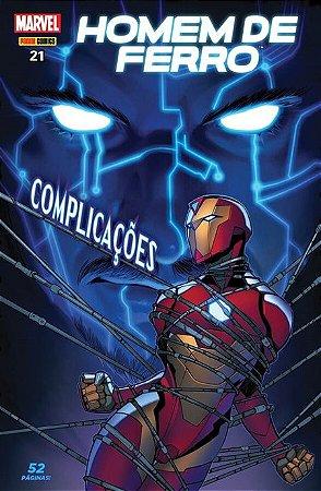 Homem de Ferro #21