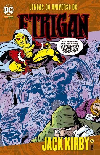 Lendas do Universo DC: Etrigan por Jack Kirby #2