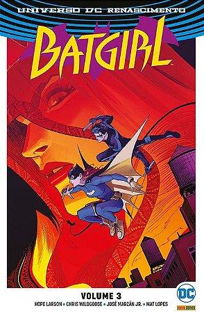 Batgirl: Renascimento #3