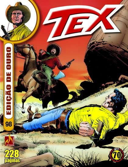 Tex Ouro #98