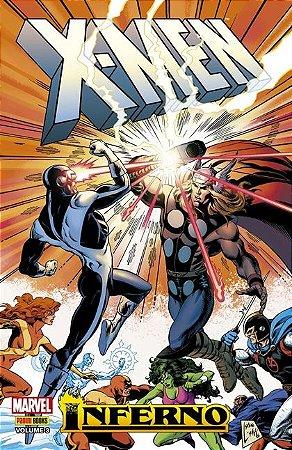 X-Men: Inferno #3