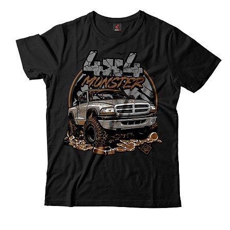 Camiseta Eloko 4x4 Monster