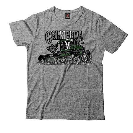 Camiseta Eloko Colheita - Verde