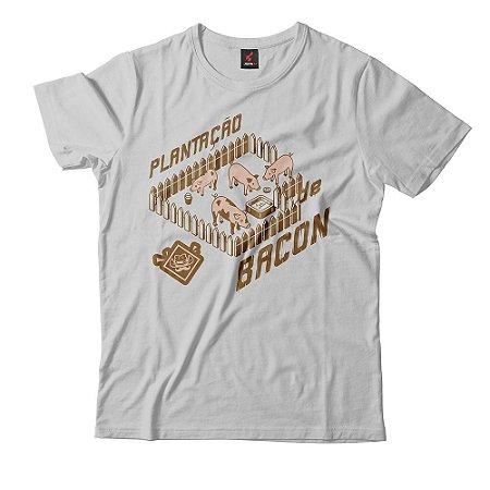 Camiseta Eloko Plantação de Bacon