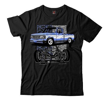 Camiseta Eloko D20 Chassi Azul Clara