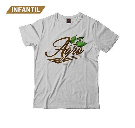 Camiseta Infantil Eloko Agro