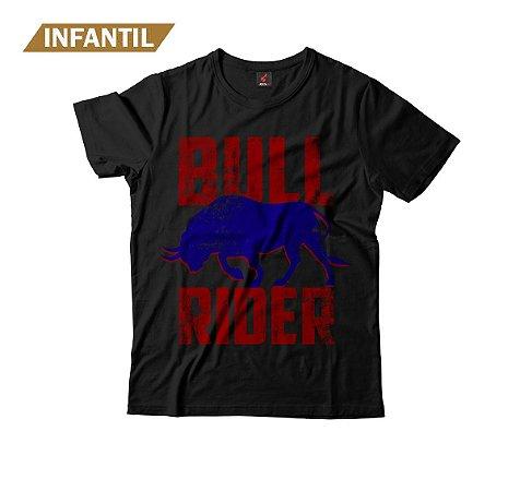 Camiseta Infantil Eloko Bull Rider