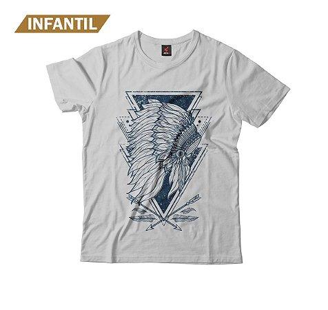 Camiseta Infantil Eloko Cocar