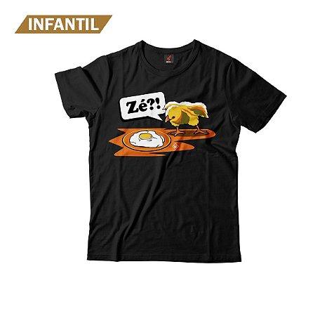Camiseta Infantil Eloko Zé?!