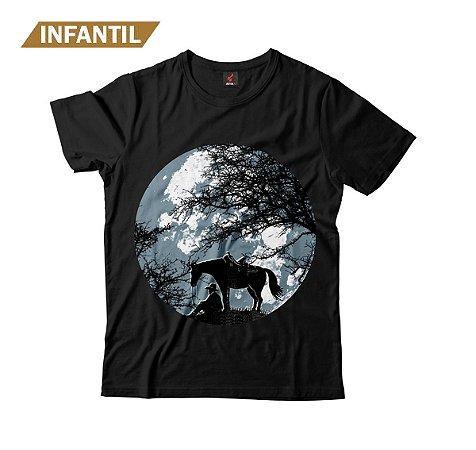 Camiseta Infantil Eloko The Moon
