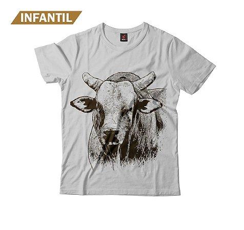 Camiseta Infantil Eloko O Touro