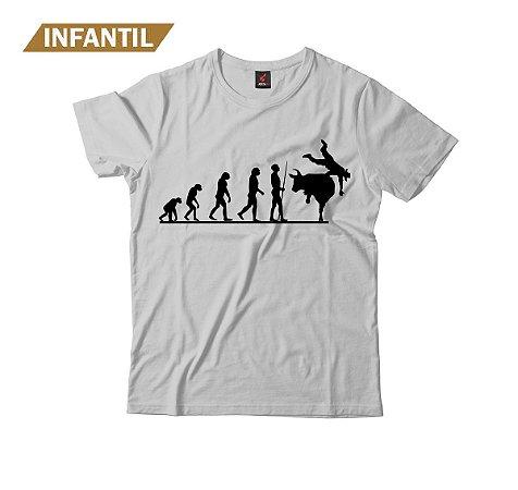 Camiseta Infantil Eloko Rodeio Evolução