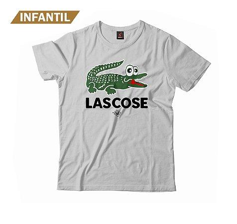 Camiseta Infantil Eloko Lascose