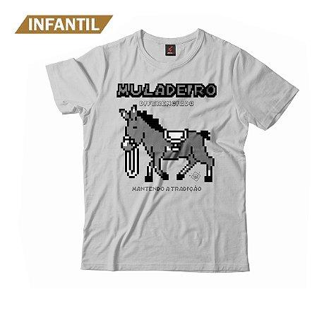 Camiseta Infantil Eloko Muladeiro Diferenciado