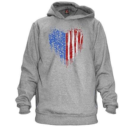 Moletom Eloko American Love