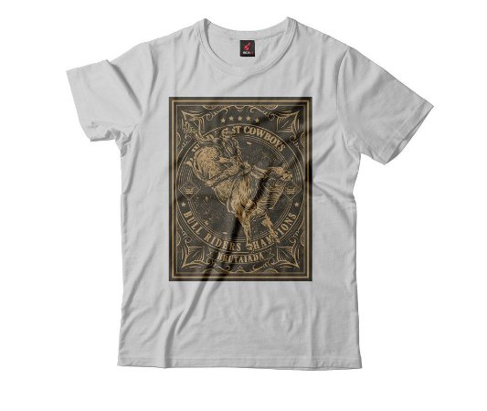 Camiseta Eloko Bull Riders Champions