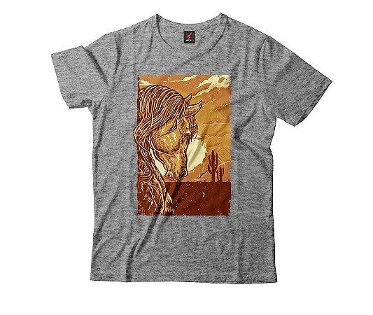 Camiseta Eloko Cavalo Lateral