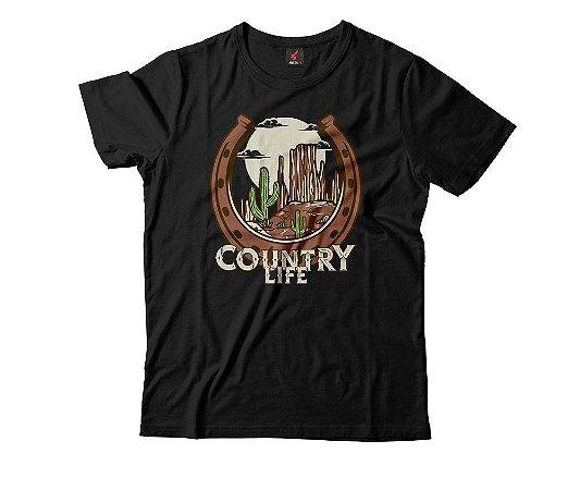 Camiseta Eloko Country Life
