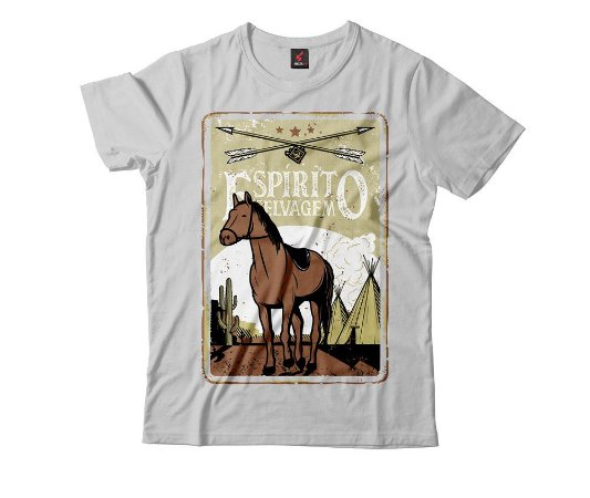 Camiseta Eloko Espírito Selvagem